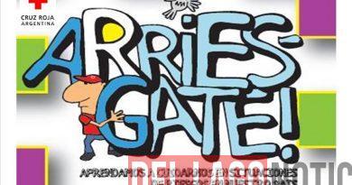 'Arriesgate', una propuesta de la Cruz Roja para las escuelas