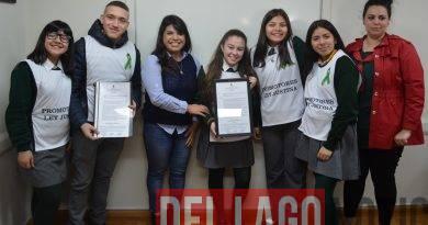 """El Concejo declaró el proyecto """"Ver para Creer"""" de Interés Municipal, Social y Educativo"""