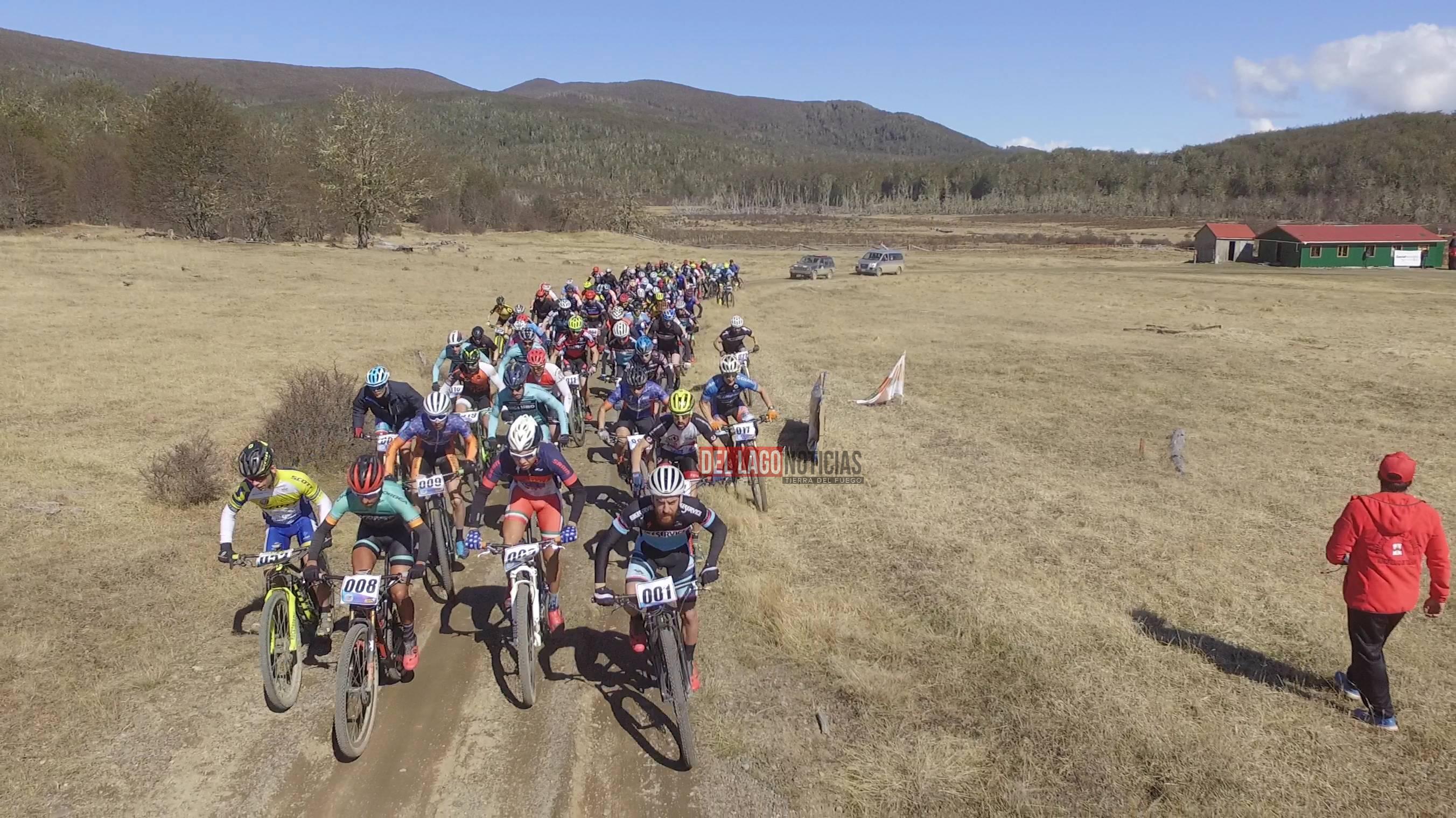XIII edición del Rally Ciclismo de Montaña Aniversario de Tolhuin - Del Lago Noticias