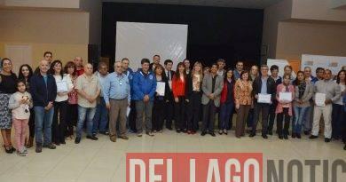 GOBIERNO RECONOCIÓ A DISTINTAS ASOCIACIONES CIVILES POR SU DESEMPEÑO EN LA PROVINCIA
