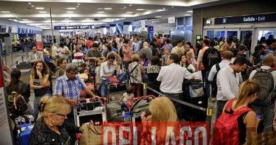 AERONÁUTICOS: Se levantó el paro de pilotos y hay vuelos en Argentina