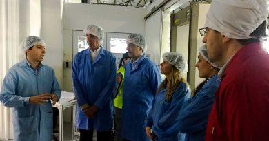 El Embajador de Brasil en Argentina recorrió las plantas productivas de Newsan