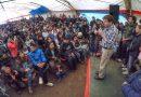 UNA MULTITUD DE JÓVENES DE TODA LA PROVINCIA PARTICIPÓ DEL TERCER ENCUENTRO JUVENIL EN TOLHUIN