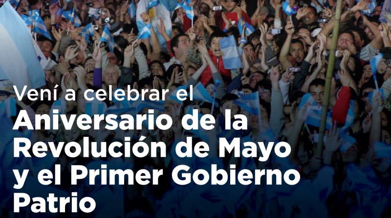 EN EL FADUL SE REALIZARÁN LOS FESTEJOS DEL 25 DE MAYO