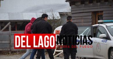 TOLHUIN ÚLTIMO MOMENTO: Se entrego Lucas Villalobos