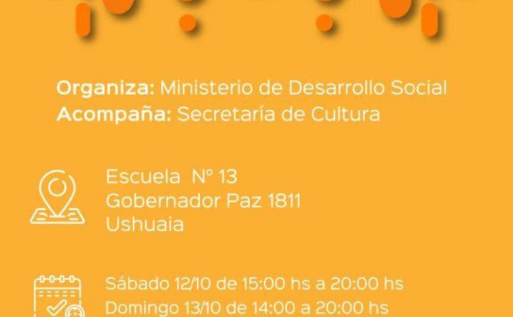 EXPO FERIA DE LA ECONOMÍA POPULAR OCTUBRE