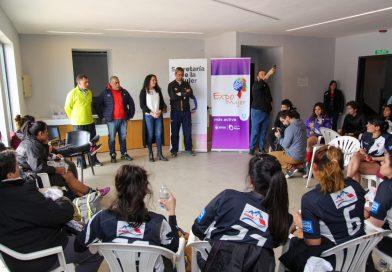 """ENCUENTRO DE RUGBY FEMENINO """"ROMPIENDO ESTEREOTIPOS"""""""