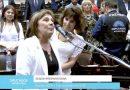 Caparrós será la única diputada de FORJA del país