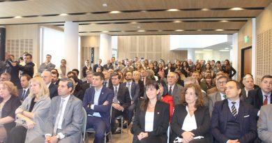 JUSTICIA: Presentan el edificio propio del Superior Tribunal en Ushuaia