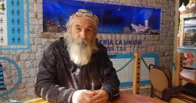 El flaco Ariza escribirá un libro sobre la historia de Tolhuin