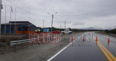 Allanaron y separaron del cargo a efectivo policial de Tolhuin por el robo de elementos de autos bajo resguardo