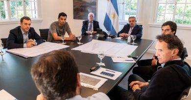 Alberto Fernández anunció que se amplía a 12 la red nacional de Hospitales Modulares de Emergencia