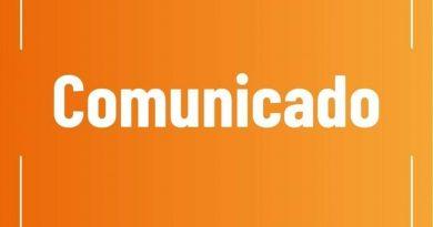 COMUNICADO DPE
