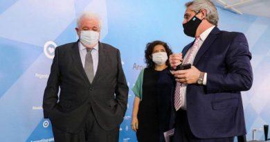 Fernández anunció que la vacuna de Oxford contra el Coronavirus será producida por la Argentina