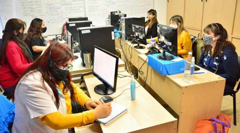 EL CALL CENTER DE LA MUNICIPALIDAD DE USHUAIA YA RECIBIÓ MÁS DE 6000 REQUERIMIENTOS DESDE EL INICIO DE LA PANDEMIA