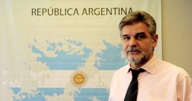 """Daniel Filmus: """"El polo logístico en Ushuaia es una prioridad para el Gobierno nacional"""""""