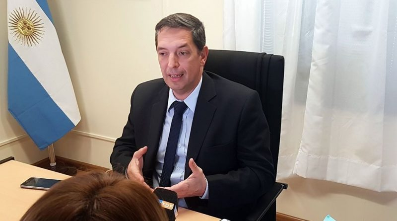 DISPONEN UNA INSPECCIÓN JUDICIAL EN EL DEPÓSITO POLICIAL DE RÍO GRANDE