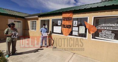 TOLHUIN: «Recién estamos empezando a vivir los contagios en la localidad, pero si lo vivimos con miedo» afirmó Cejas.
