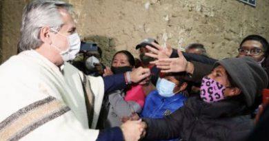 Hisoparon a Alberto Fernández porque Gustavo Beliz tiene coronavirus