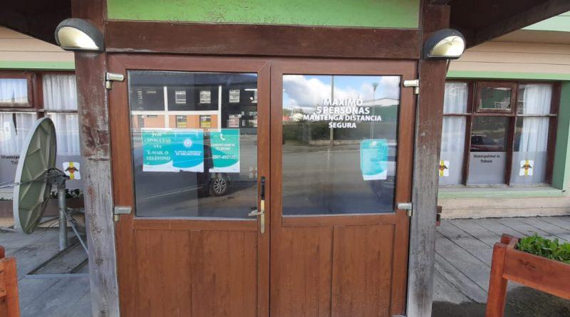 TOLHUIN: Estas son las áreas municipales que trabajan sólo con turnos previos