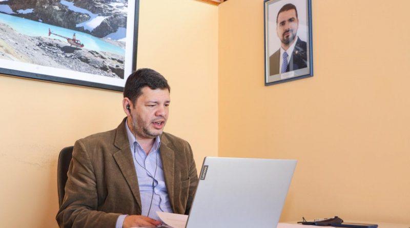 FERREYRA: SE REINICIA LA ACTIVIDAD TURÍSTICA EN USHUAIA CON LA MIRADA PUESTA EN EL INVIERNO 2021