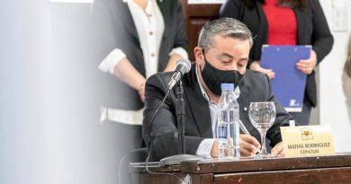 TOLHUIN: «Queríamos demostrarles que podemos dejar las cosas de lado» aseguró Rodríguez.