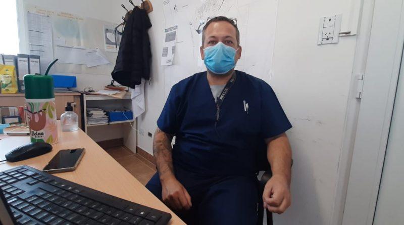 TOLHUIN: «Tenemos 35 casos positivos y muchas personas que presentan síntomas» informó Álvarez.