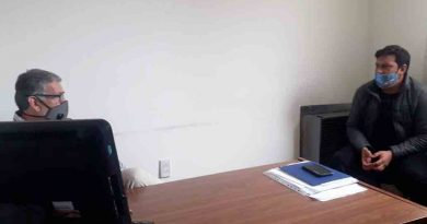 TOLHUIN: Ate solicito mejoras edilicias en el centro Lola Kiepja y situación ante falta de directivos en el Trejo Noel