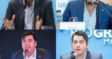 LOS INTENDENTES VUOTO, PEREZ Y HARRINGTON SE REUNIRAN CON KATOPODIS