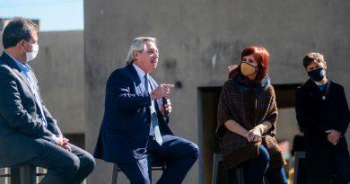 Fernández a la Justicia: «No usen las sentencias para favorecer a un candidato, eso los degrada»