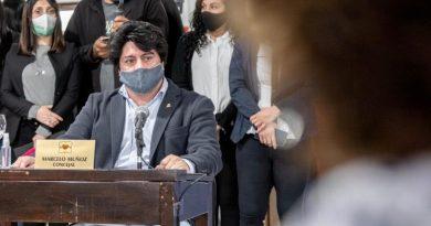 Procesaron al concejal Marcelo Muñoz por agredir a un joven