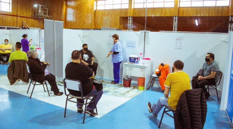 Tierra del Fuego  supero los diez mil vacunados con esquema completo