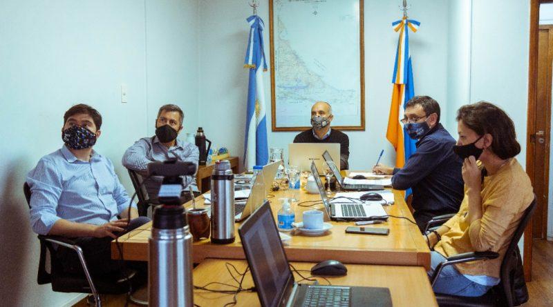 Se realizo una nueva reunión de la comisión para el área aduanera especial