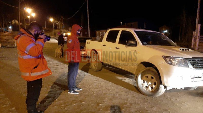 Choque: Involucra la camioneta del edil Muñoz y un Chevrolet Astra