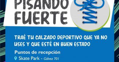 """""""Pisando fuerte"""": La campaña que acompaña a deportistas locales"""