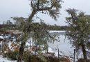 ATENCIÓN: Recomiendan no ingresar a la Laguna Cami, no está apta para patinar