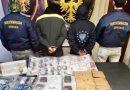 Secuestraron 1,6 kgs. de marihuana en Ushuaia: Fueron detenidos en una plaza ubicada en calle Aldo Motter