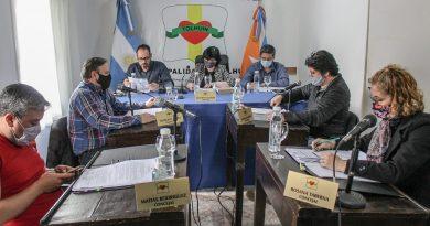 Este viernes sesiono el Concejo Deliberante de Tolhuin